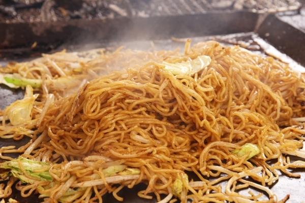 焼きそば 麺 レンジ