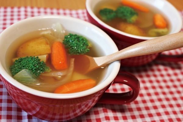 コンソメ スープ 隠し 味
