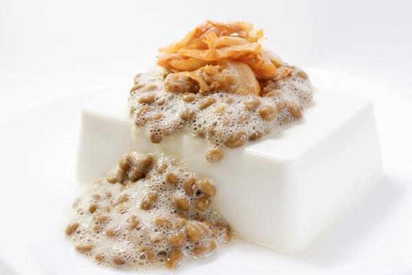 キムチ カロリー 納豆