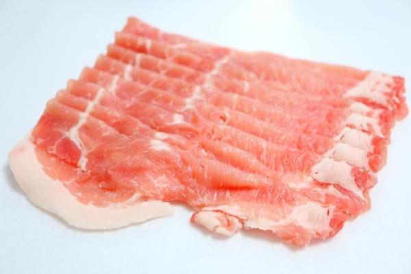 ロース 薄切り 弁当 豚