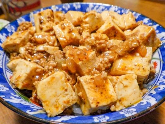 マーボー 豆腐 リメイク