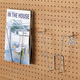 有孔ボードを使った棚のDIY実例7選!食器や本を上手に収納するコツは?