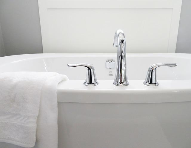 お風呂のカビの落とし方!洗い場・浴槽のカビを除去する掃除法とは?