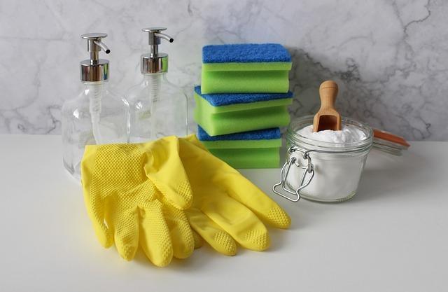 キッチン掃除用具の収納!置き場のアイデア&上手なしまい方10選!