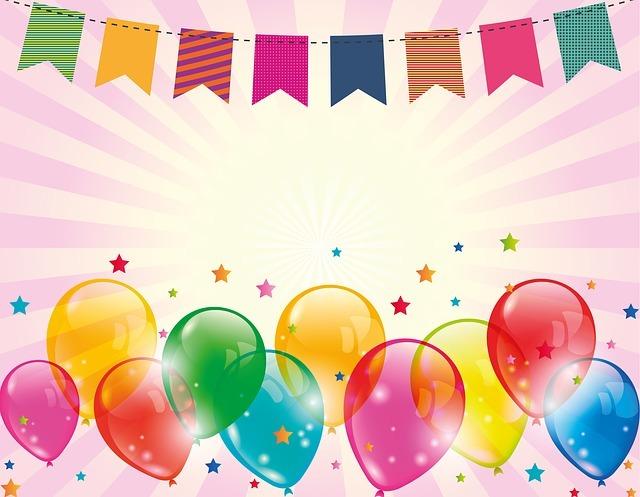 誕生日会・パーティーの「飾り付け」の作り方!参考になるアイデアも!