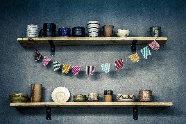 壁面に「棚」を作るDIY方法とは?参考アイデア実例と作り方を紹介!