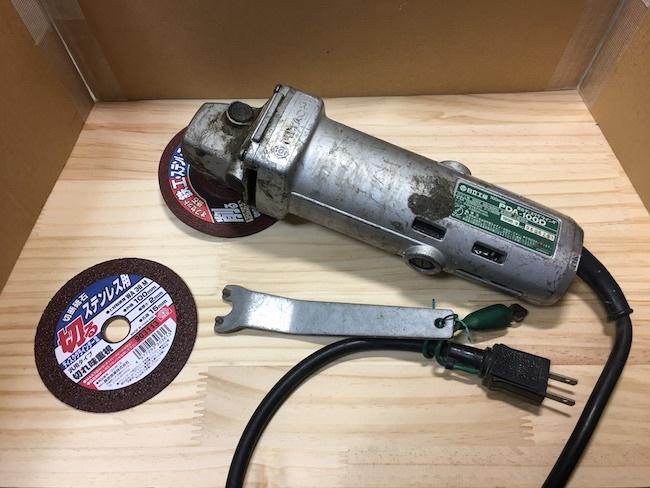 ディスクグラインダーの使い方!切断や研磨を安全に行う方法を解説!
