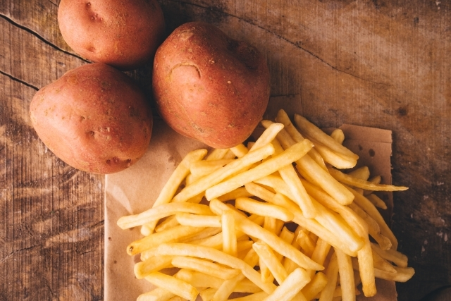 業務スーパーのフライドポテトは食べた?人気の理由や食べ方を紹介!