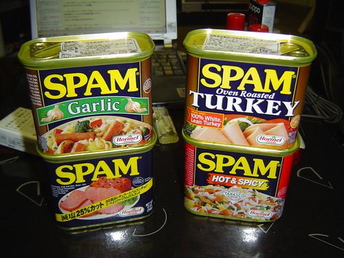 スパム(SPAM)の食べ方25選!調理法やおいしい味付けをご紹介!