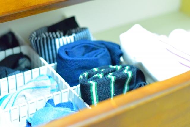 靴下の収納アイデア5選!ケースやかごを活用した方法などをご紹介!