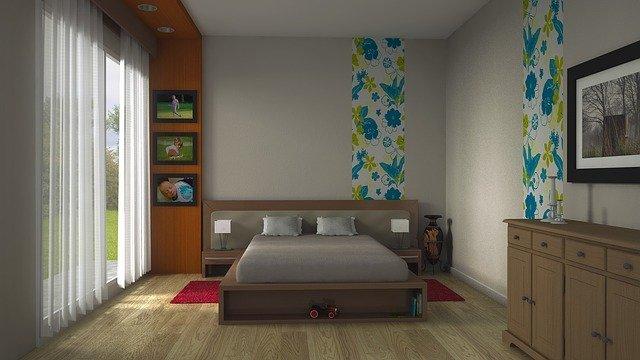タペストリーの飾り方実例7選!壁を傷つけずにおしゃれに飾るには?