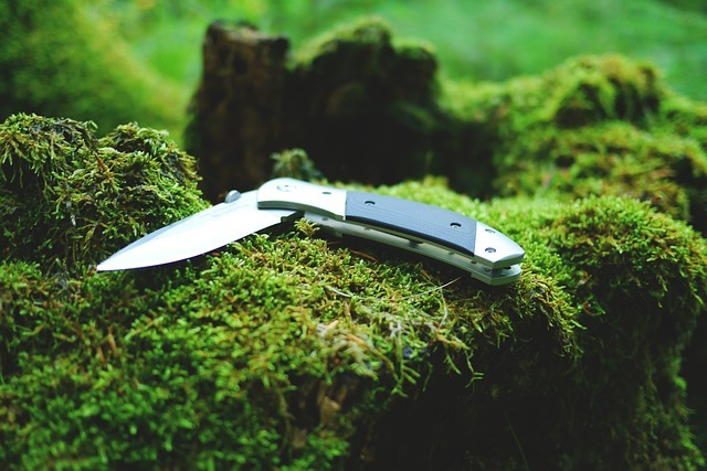 ナイフに黒錆加工をする方法とは?やり方とメリット・デメリットを紹介!