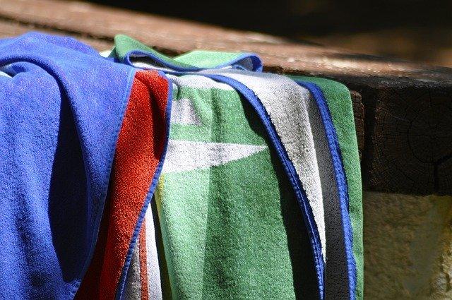 ラップタオル(プールタオル)の作り方!子どものプールのお着替えに
