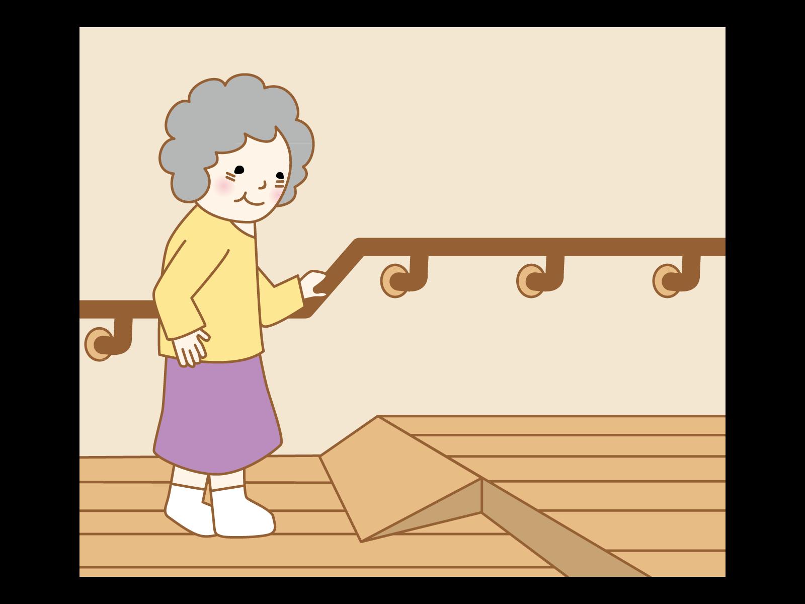 介護保険の住宅改修制度を利用!段差解消や手すりの設置を事例別にご紹介