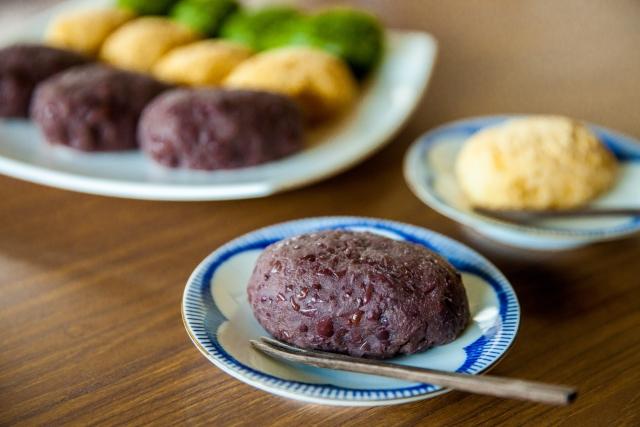 炊飯器で簡単にできるおはぎの作り方!美味しいあんこのレシピもご紹介