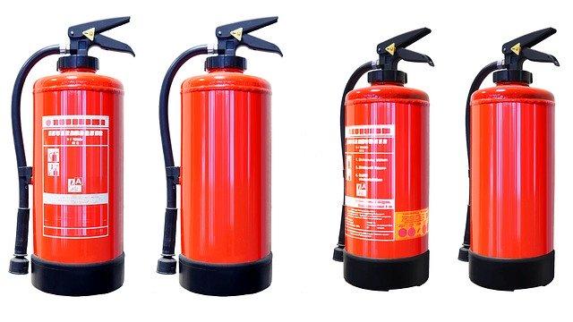 消火剤とは?万が一のときに備えて持っておきたいおすすめ商品を3つ紹介!