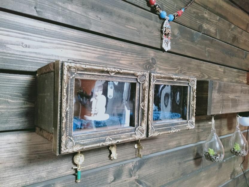 100均アイテムで壁掛けコレクションケースを作る方法!材料や手順は?