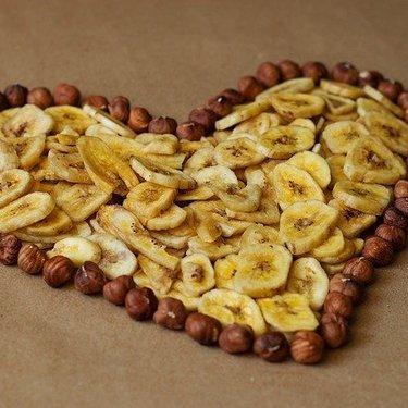 チップス 作り方 バナナ バナナ チップ