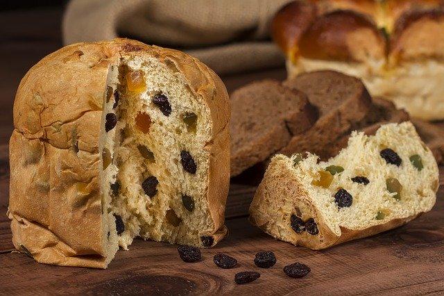 パネトーネとは?イタリアでクリスマスに食べるお菓子の概要と作り方!