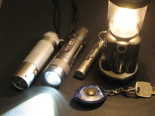 懐中電灯おすすめ6選!スマホにはない特性や購入すべき理由も紹介!