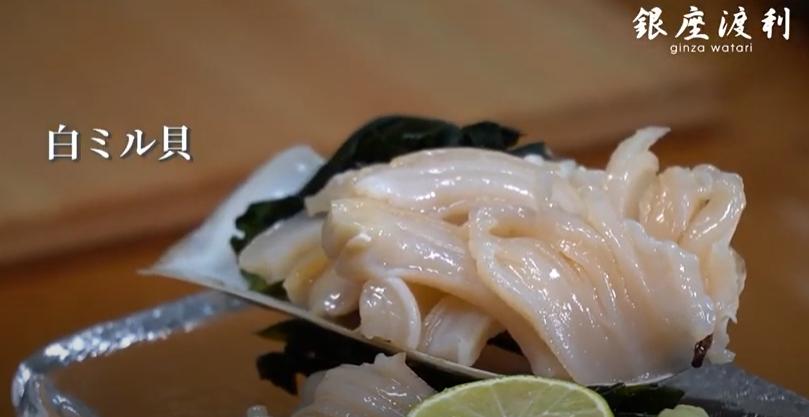 白ミル貝のさばき方!下処理方法や切り方・美味しい食べ方を紹介!