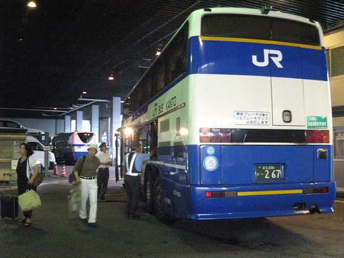 高速バス 東京 浜松