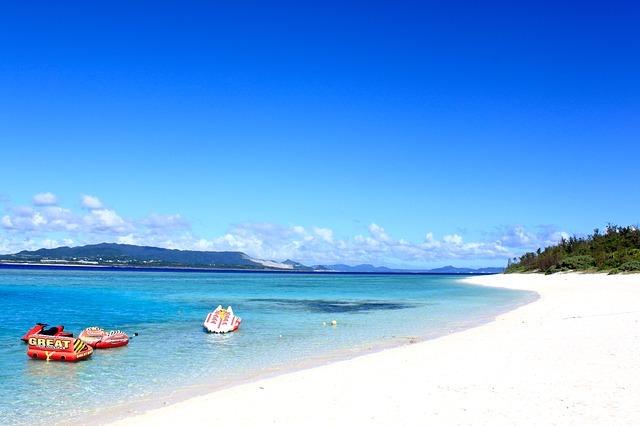 沖縄のビーチおすすめランキングTOP27!人気ホテルの海岸や穴場も