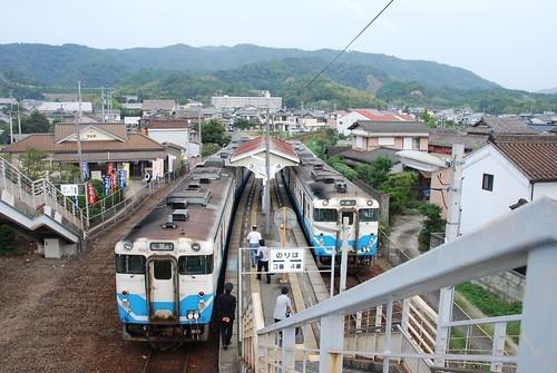 徳島の汽車について徹底調査!全国唯一電車がない県の路線や運賃は?