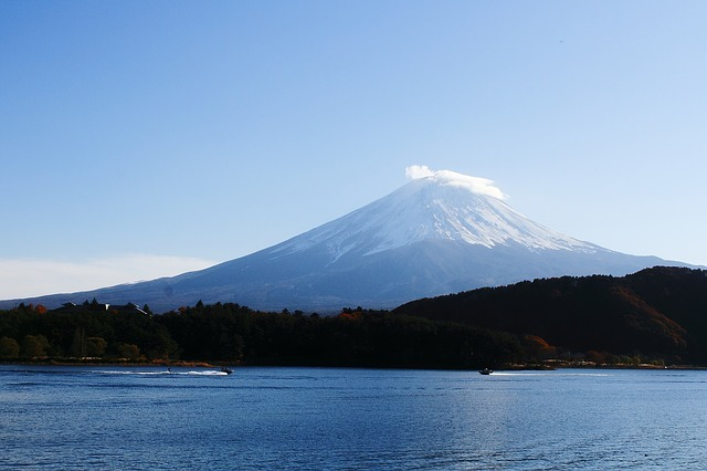 河口湖と富士山の絶景は富士山パノラマロープウェイから楽しもう!料金や営業時間?