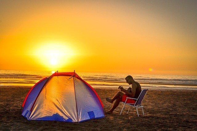 木更津のグランピング場「ワイルドビーチ」を徹底紹介!予約方法や宿泊料金も