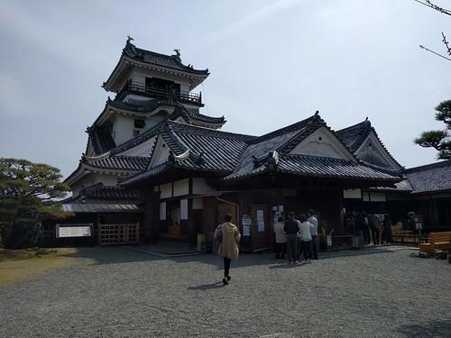 高知城で歴史スポットを巡る見どころを紹介!本丸と天守の両方あるのはここだけ?