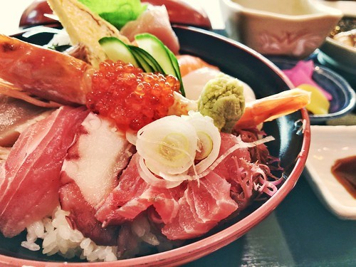 伊豆の海鮮丼が美味しい有名店厳選21!超人気のおすすめやデカ盛りも?