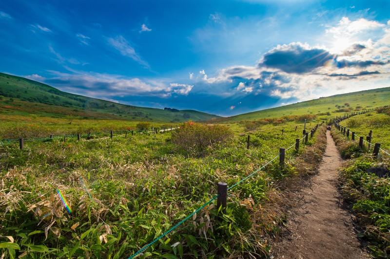 美ヶ原の絶景をドライブで満喫!おすすめの観光スポットは?