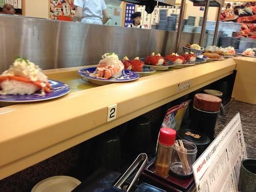 帯広の美味しい回転寿司おすすめランキング!絶対食べたい評判の人気店をご紹介