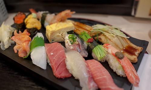 日本橋のお寿司特集!老舗の高級店からお得なおすすめランチ情報まで!