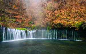 軽井沢へ行ったら白糸の滝ははずせない!アクセスや周辺の観光スポットは?