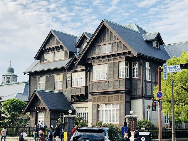 神戸で北野異人館めぐりがおすすめ!アクセスや近隣のカフェ・駐車場情報も