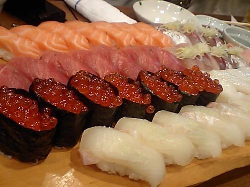 神戸おすすめ寿司ランキングTOP9!ミシュラン掲載高級店からお手頃ランチまで