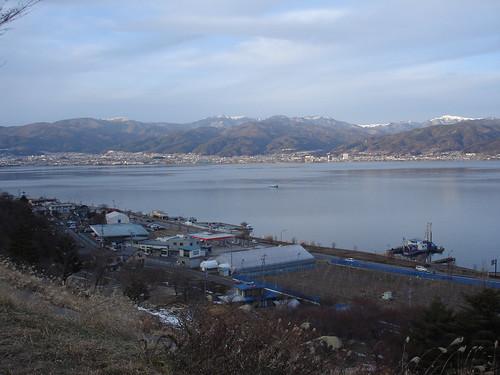諏訪湖の雄大な景色を楽しもう!押さえておきたいおすすめの観光スポットは?