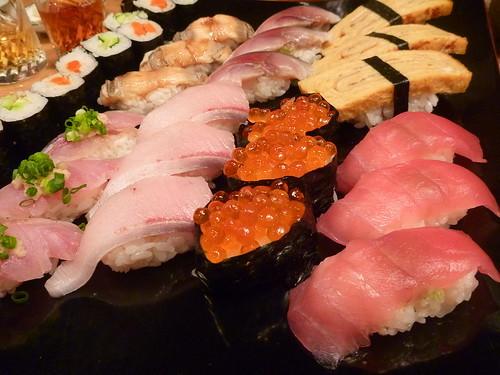 北千住の美味しいお寿司屋さん11選!安くて旨いデートにもおすすめなお店は?