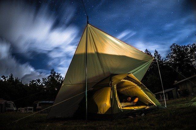 斑尾高原キャンピングパークで充実したキャンプを!施設の特徴やアクセスは?