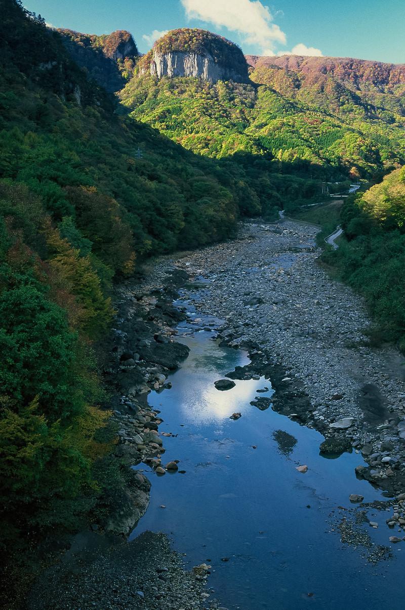 新潟・清津峡のおすすめ絶景スポット!思わず写真が撮りたくなる見どころとは?