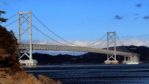 本州四国連絡橋・鳴門大橋を観光!記念館の料金情報や渦潮についてまとめました