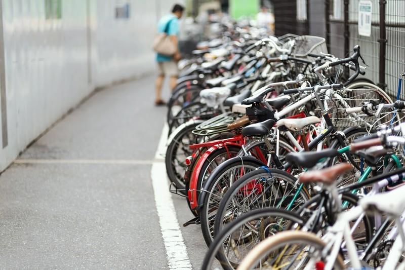 大阪・梅田周辺の駐輪場情報まとめ!バイクも利用可能な場所や無料スポットは?