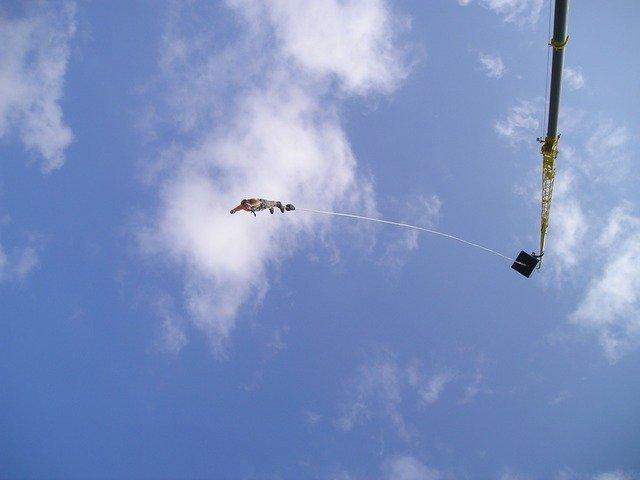 茨城の竜神大吊橋でバンジー体験!高さ日本一の絶景ジャンプを紹介