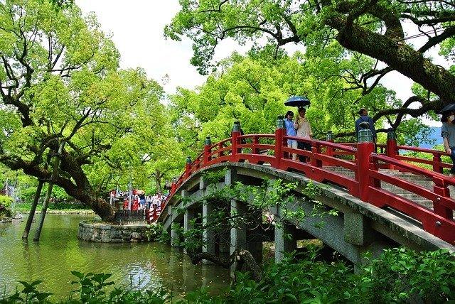 博多駅周辺の観光スポット21選!徒歩で気軽に行けるスポットやグルメをご紹介