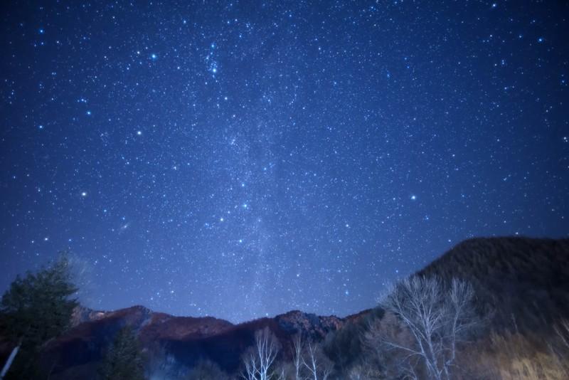 フォレストパーク神野山は関西で人気の星空鑑賞スポット!アクセスや駐車場は?