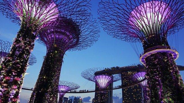 シンガポールの首都はどこ?歴史や人口・面積なども徹底解説!