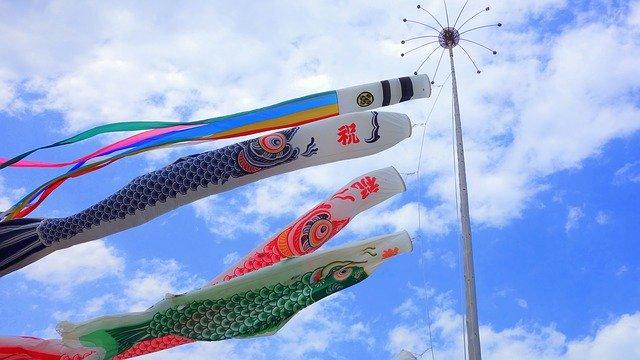 高知の風物詩鯉のぼりが圧巻!四万十川の「鯉のぼりの川渡し」は必見のイベント
