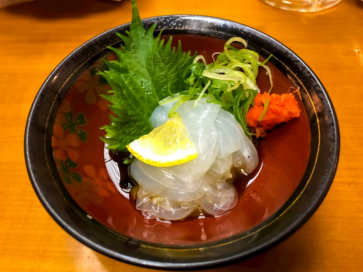 高知県名物・のれそれを食べよう!旬の時期や美味しい食べ方は?